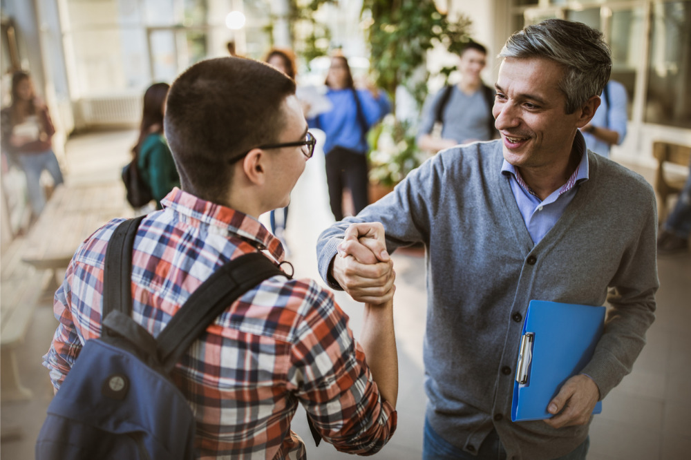 How strong teacher-student relationships pay off in future