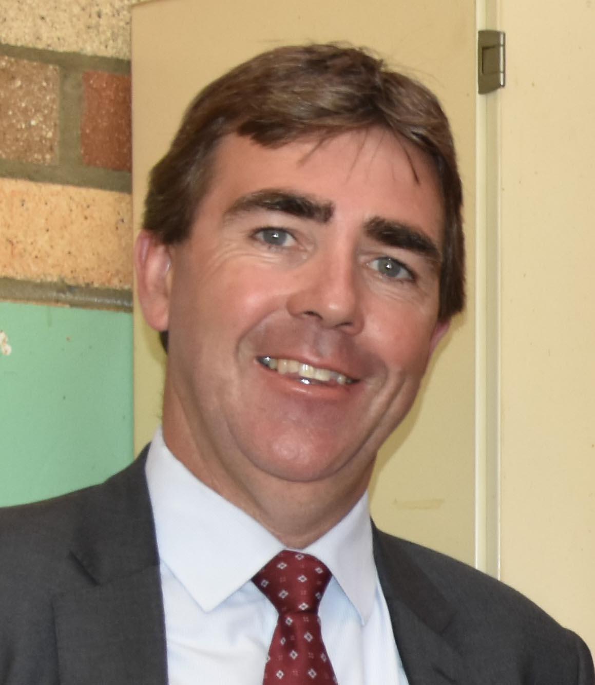 Murray Cox, Newling Public School