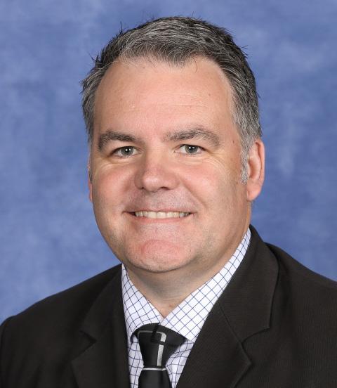 Greg Port, All Saints' College, Perth