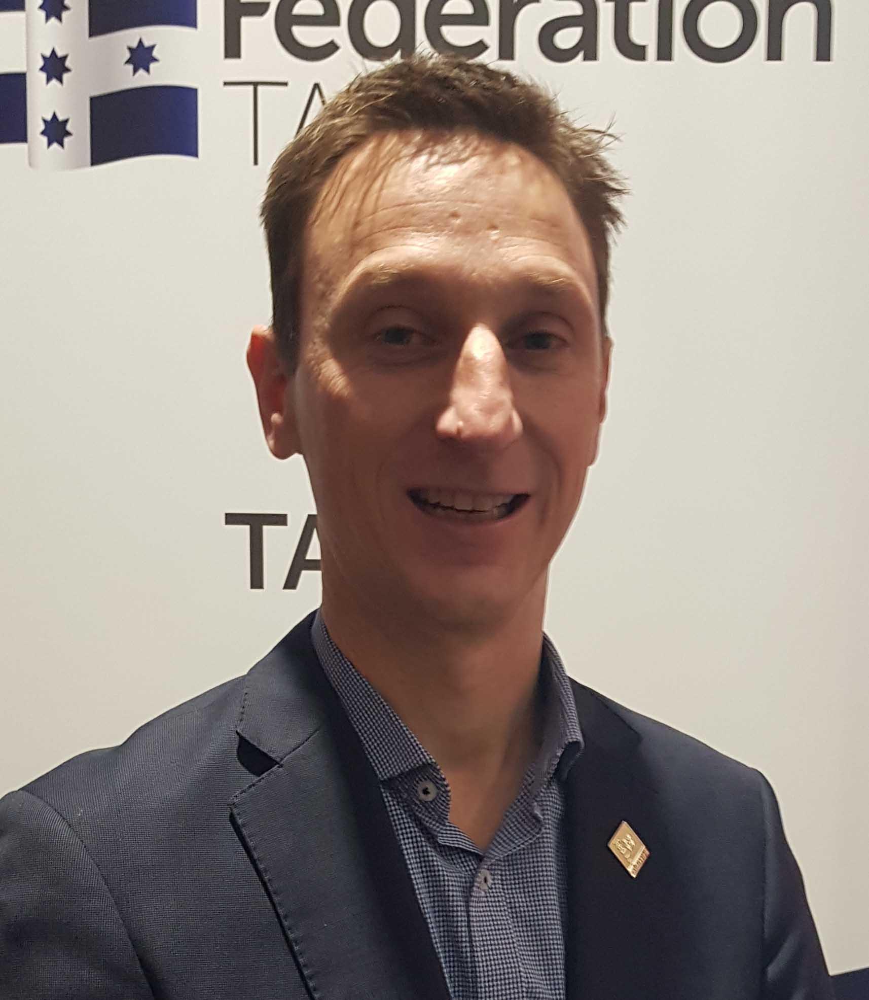 Andrew Henwood, Federation TAFE