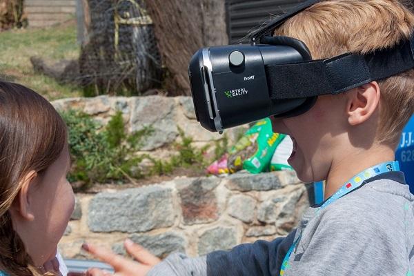 Virtual program prepares Kindy kids for big school