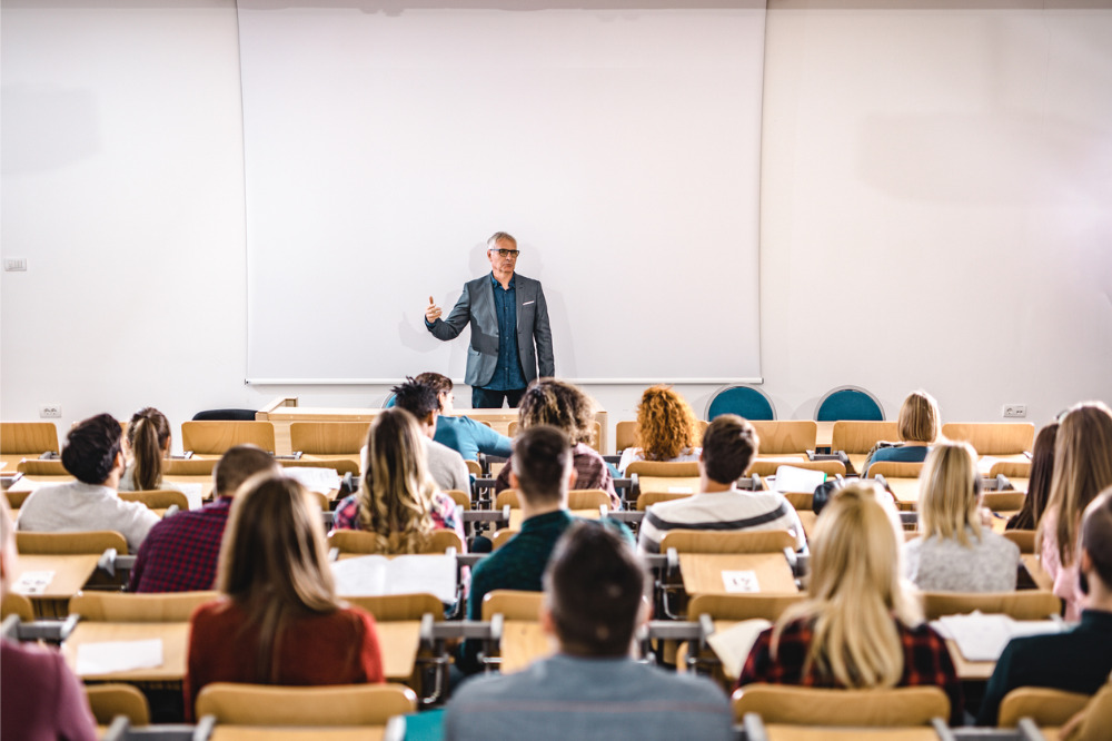 Why is the teaching profession not better respected?