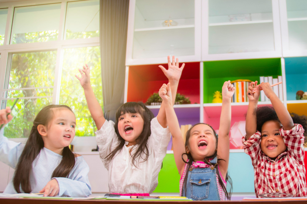 How to prep kids for pre-school – and help them make friends