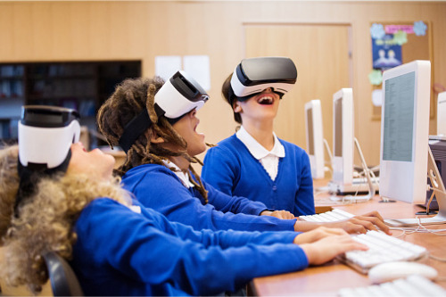 Using VR to design better classrooms