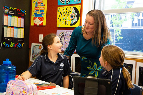 Teacher's STEM approach wins students' hearts and minds