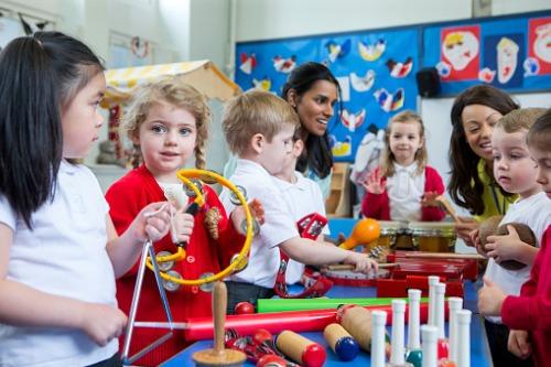 New program helps teachers boost music education