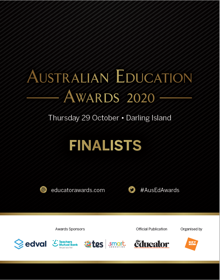 Australian Education Awards 2020 Finalists eBook