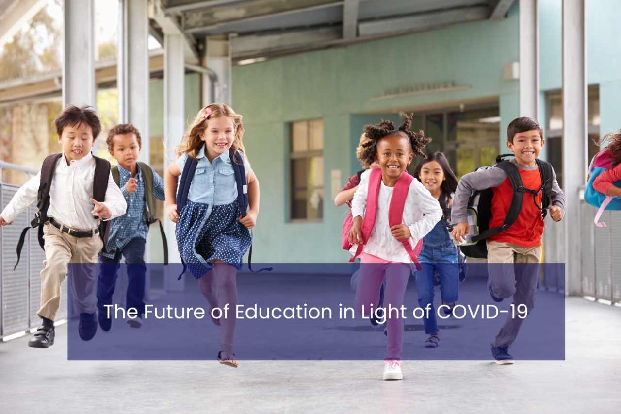 Free Whitepaper: The future of education in light of COVID-19