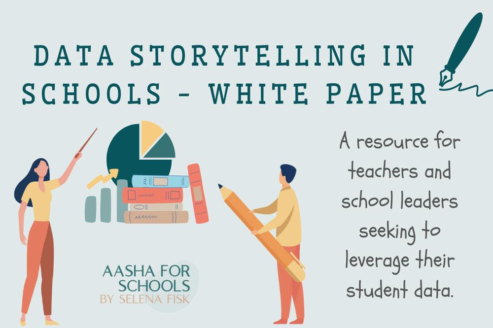Free Whitepaper: Data storytelling in schools