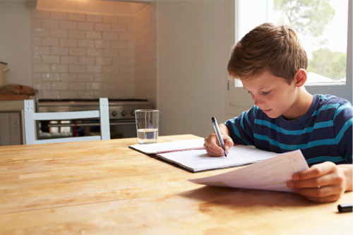 Nearly half of Aussie kids stayed home today