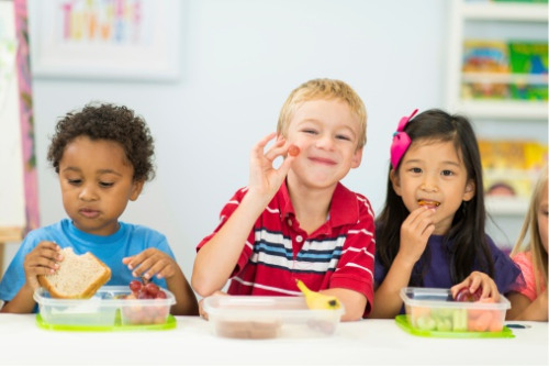 Are preschoolers eating enough healthy food?