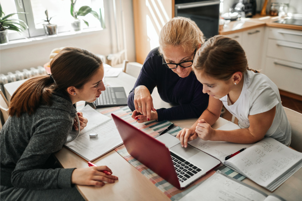 How parents can keep children engaged in their learning
