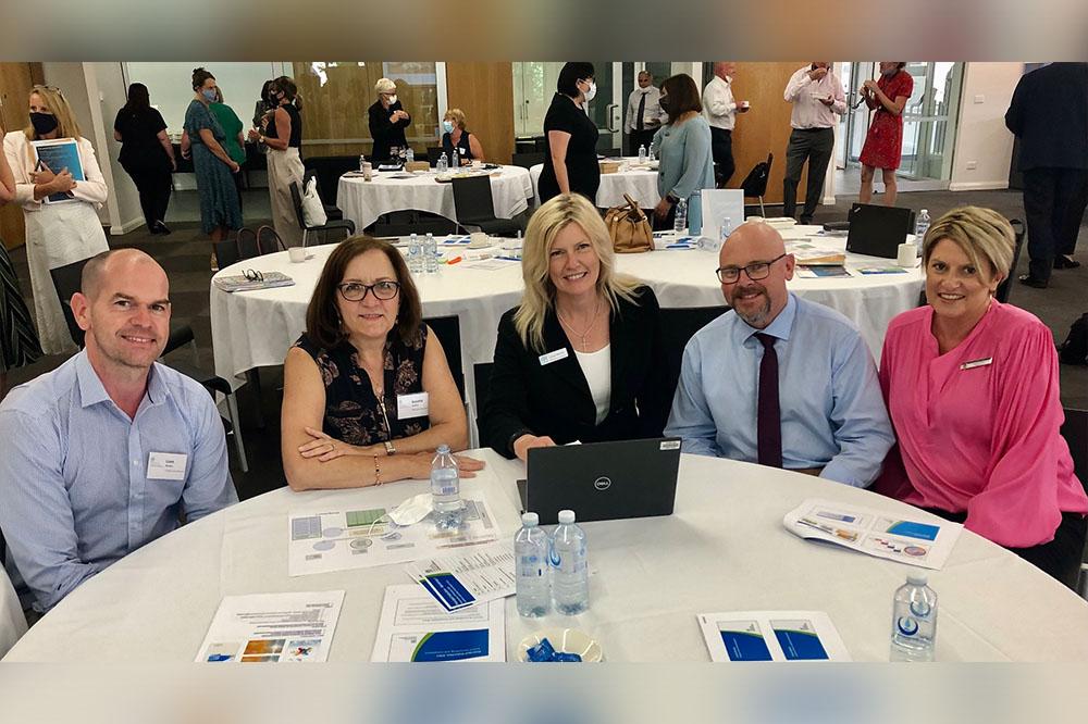 Induction program helps new principals build leadership skills