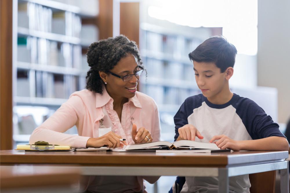 NSW students reap benefits of tutoring program
