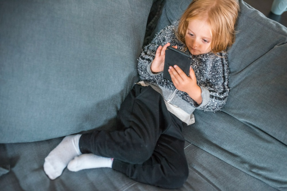 New program uses text messaging to boost literacy skills of kindergarteners
