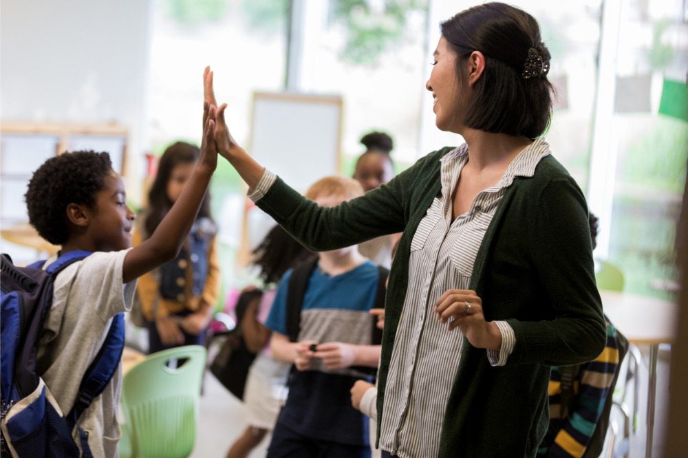 How teachers and students can achieve positive mindsets in minutes
