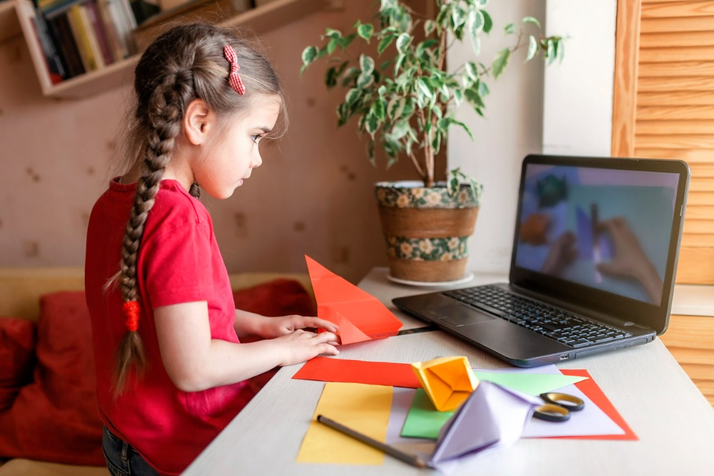 Connecting kids with their creative potential