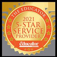 5-Star Service Provider Awards 2021