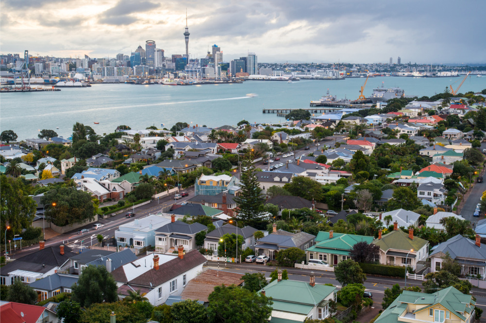 Auckland house prices show resilience in May