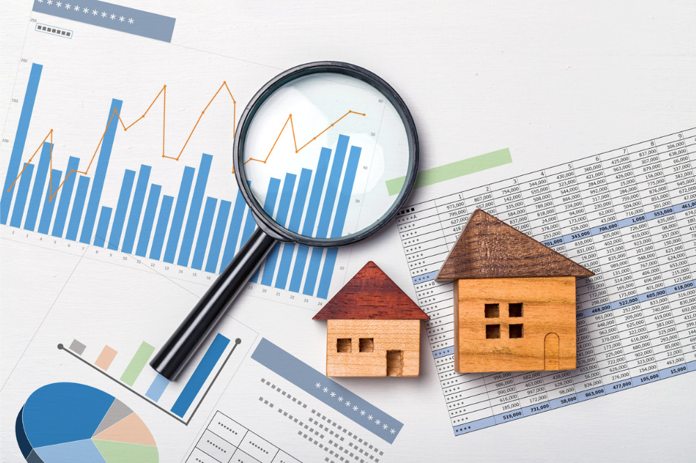 Property prices hit three-year high