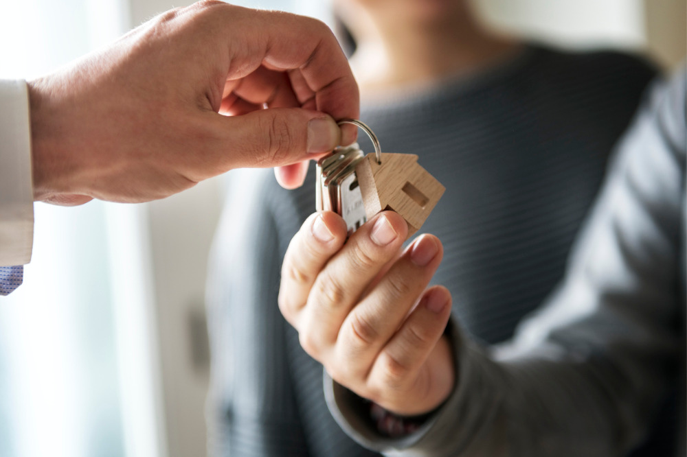 First-home buyers take a record share of property purchases