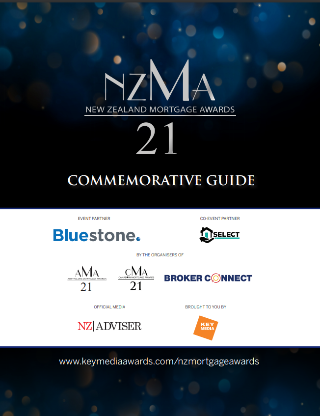 New Zealand Mortgage Awards 2021 Commemorative Guide