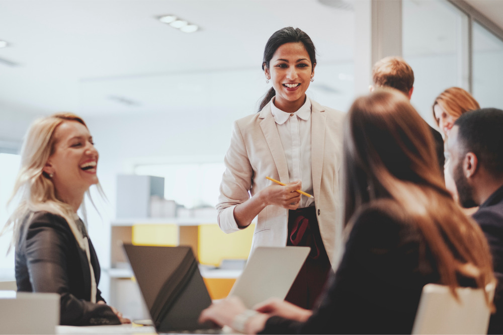 Women managers boost businesses – new report