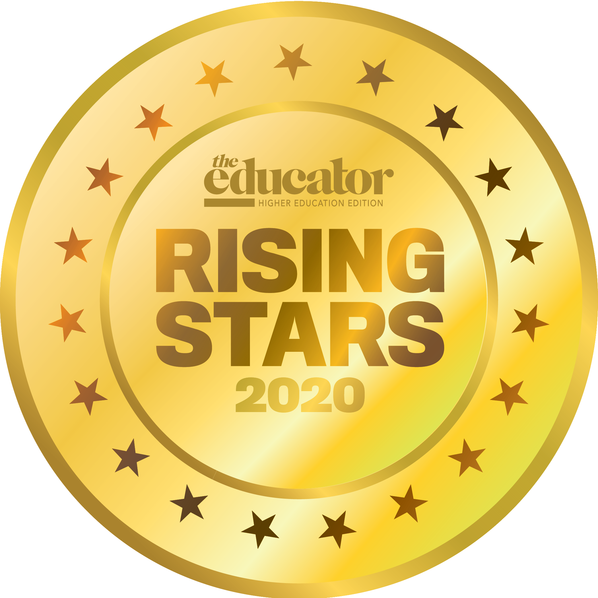 Higher Education Rising Stars 2020