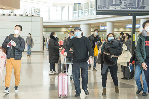 International students circumvent travel ban