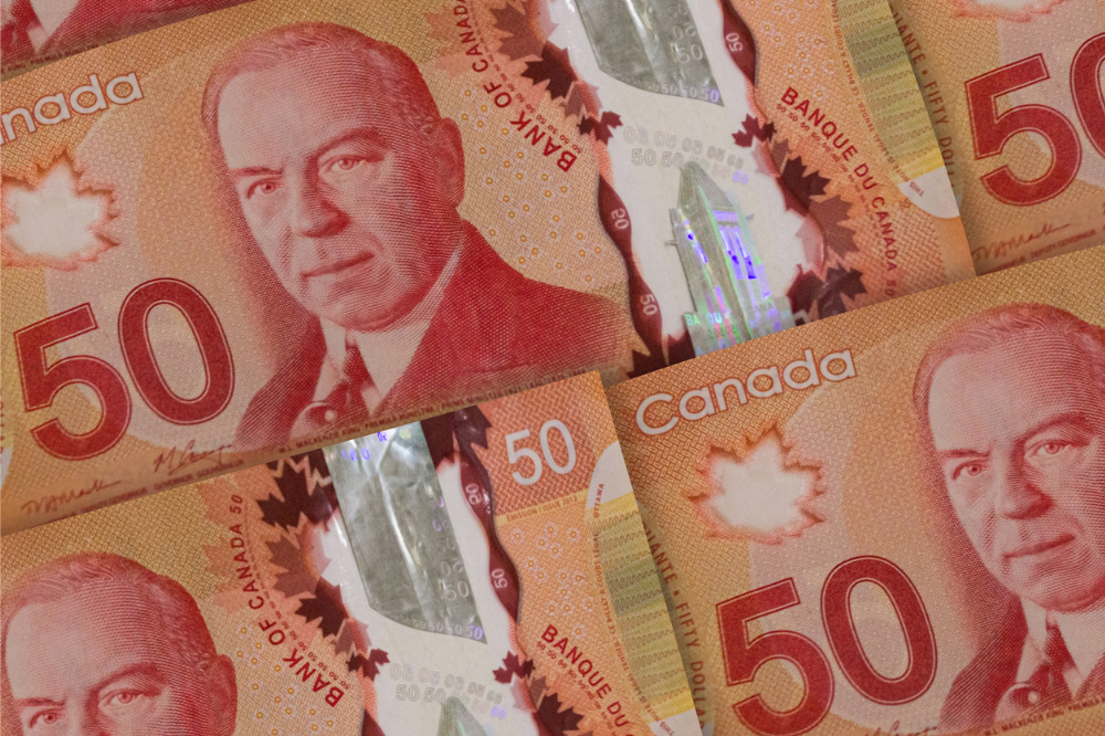 BoC says Canada is running out of $50 bills