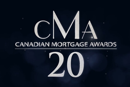 Introducing the first-ever virtual Canadian Mortgage Awards
