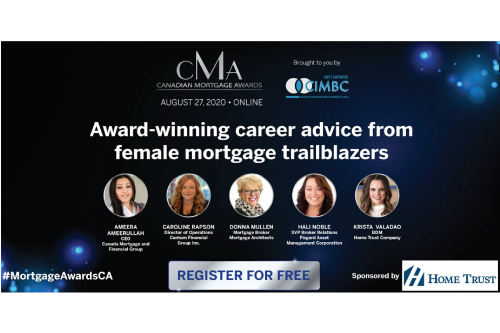 Award-winning career advice from female mortgage trailblazers