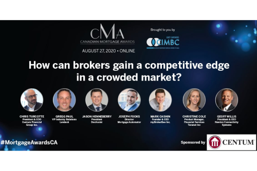 How can brokers gain a competitive edge in a crowded market?