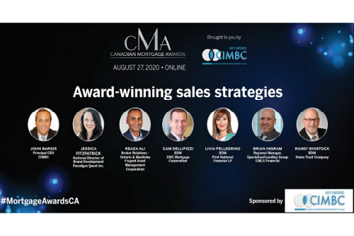 Award-winning sales strategies