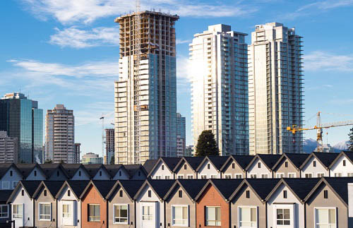 "New CMHC market assessment sees ""moderate degree of vulnerability"" in Canadian housing"