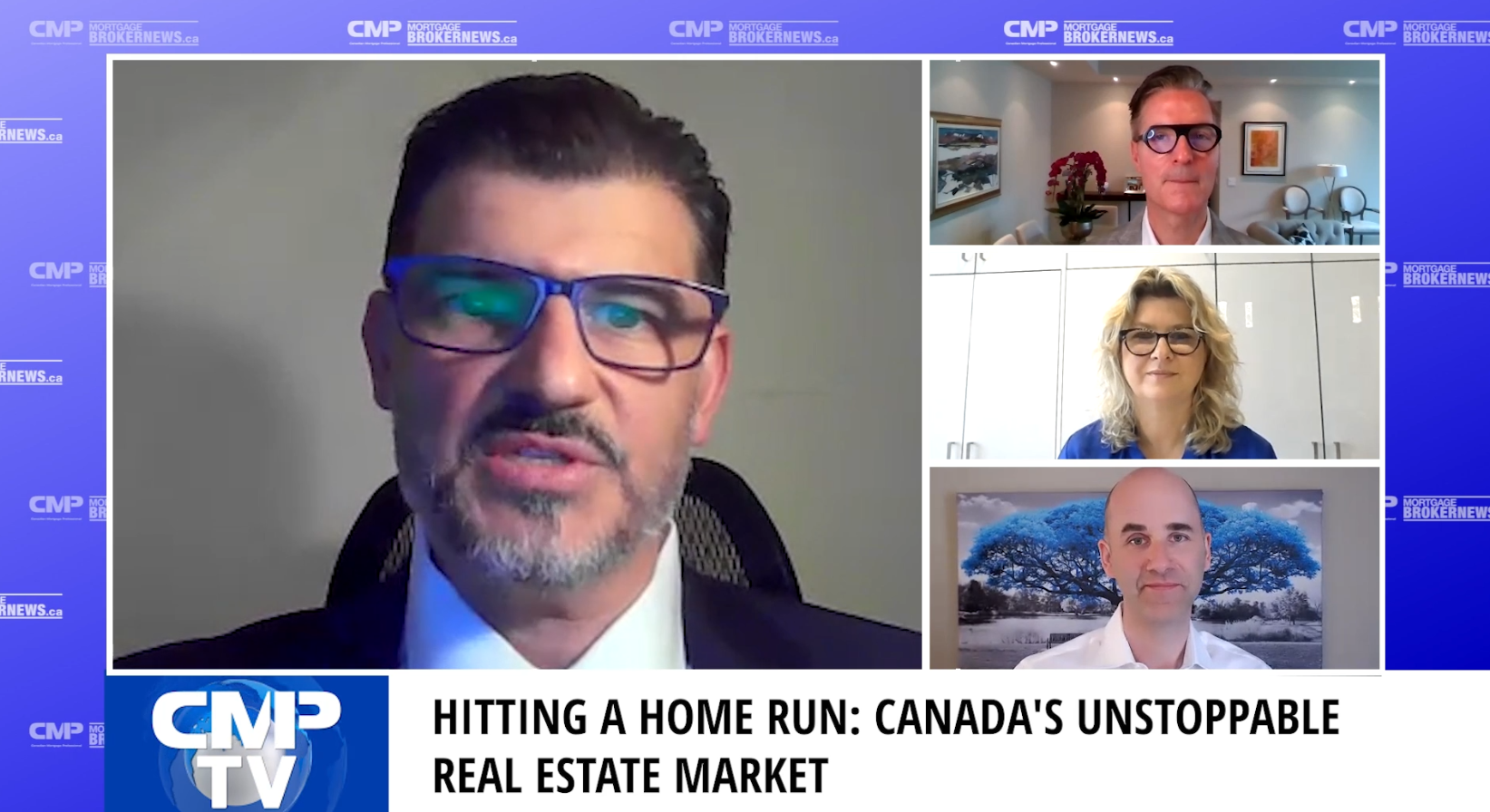 Hitting a home run: Canada's unstoppable real estate market