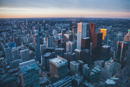 Toronto will play host to another new multi-residential development