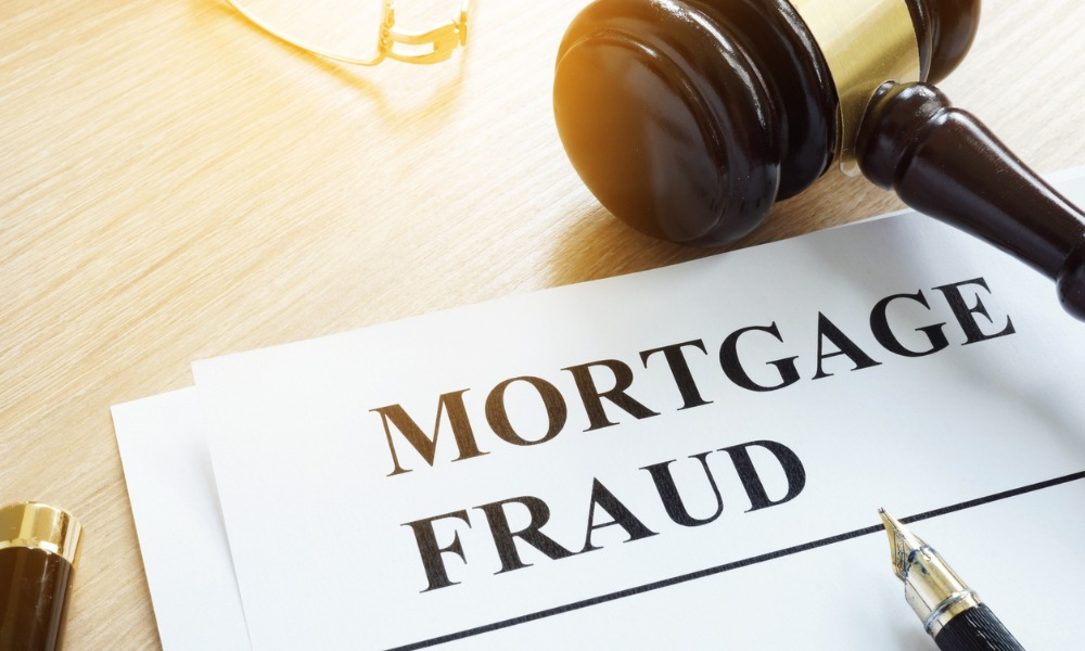 Ontario lawyers put on high alert for mortgage fraud