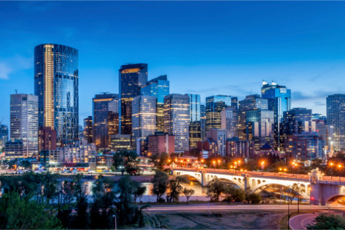 Alberta's commercial investment market is a study in contrasts