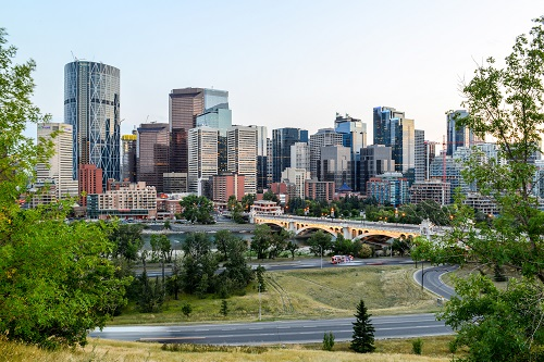 Calgary property investment features robust highs, crippling lows