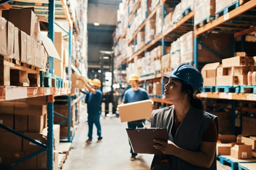 Warehouses are becoming the backbone of Canada