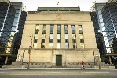 Bank of Canada announces interest rate decision