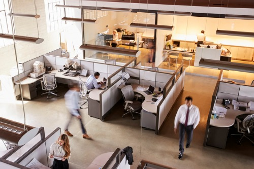 Canadian office sector to see even more space allocated to flex plans