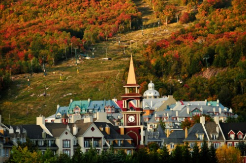 Luxury homes in Mont-Tremblant among the country's most desirable