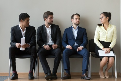 New jobs in Canada mostly go to men – study