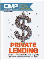 Canadian Mortgage Professional 14.11 - Private Lending Guide 2019