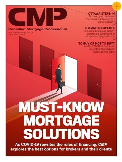 Canadian Mortgage Professional 15.05