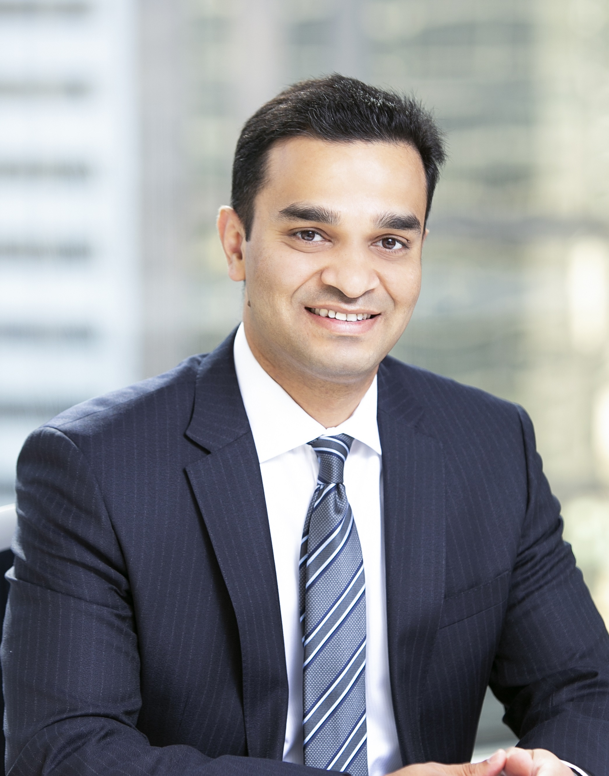 Krishna Gadhraju, Home Trust Company/Home Bank