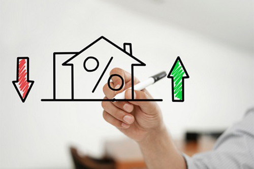 Lower rates in longer-term mortgages have led to a more relaxed B-20