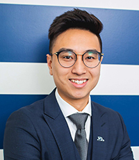 William Chan, DLC Elite Lending Corp.